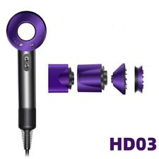 Brand New Dyson Supersonic Hair Dryer Nickel Purple 3rd Gen HD03