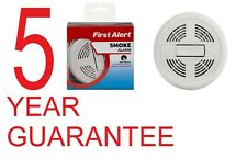 9V Ionisation Smoke Alarm with Test Button