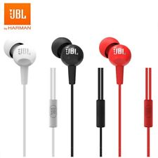 Ecouteurs Intra-Auriculaires JBL C100SI By Harman Jack 3.5mm avec Micro Embouts