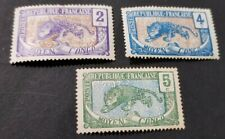 French Congo Stamps