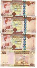 Libya - 3 pcs x 50 Dinars 2008 UNC Lemberg-Zp