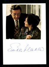 Edda Moser Original Signiert # BC 127191