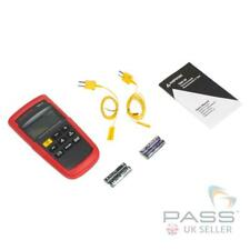 *NEW* Beha-Amprobe TMD-50 Dual-Input Type K Thermocouple Thermometer / UK Stock