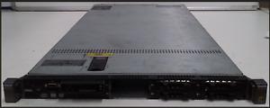 """Dell PowerEdge R610 48GB RAM 2 x 450GB 2.5"""" SAS Dual Quad-core Xeon E550 (8-C)"""
