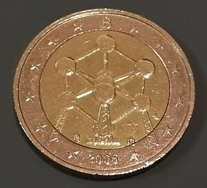 2 euro Belgique Belgium Atomium 2006 België