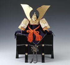 Vintage Samurai Dragon Kabuto Small Helmet -Kamakura Style- 龍玉