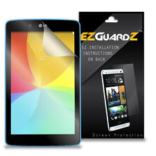 3X EZguardz Screen Protector Skin Cover Shield HD 3X For LG G Pad 7.0 (Clear)