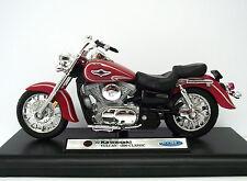 Speed/Top, Kawasaki 02' Vulcan 1500 Classic, motocicleta, moto, Bike, Welly 1:18