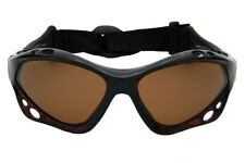 SeaSpecs Classic Tortuga Specs Brown WaterSport Polarized Kitesurfing Sunglasses