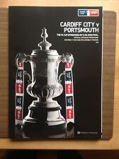 2008 FA CUP FINAL - CARDIFF CITY v PORTSMOUTH