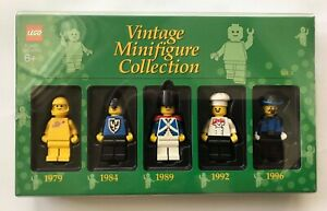 *NEW* Lego Vintage Minifig Collection Volume 3 852697 Minifigure Astronaut Chef