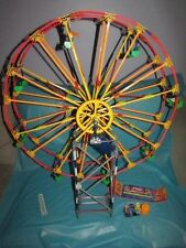 K'Nex Motorized Electronic Ferris Wheel with 7 People Figurines