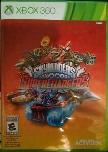 Skylanders SuperChargers Video Game Only! for Xbox 360 (Xbox 360 2015)