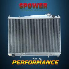 Aluminum Radiator For Nissan Navara D22 R50 2.5L 3.0L AT MT Diesel 1997-2001