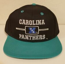 0915216bbc6 New ListingVtg 90s Deadstock Drew Pearson NFL Carolina Panthers Snapback  Hat Cap Spellout