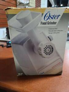 Oster 4726 Heavy Duty Food Grinder & Sausage Maker