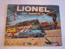 1959 LIONEL TRAIN CATALOG - COLLECTIBLE - BOX C
