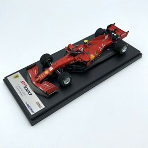Modellino Auto Looksmart 1/43 Ferrari SF1000 No.16 Turkish GP 2020 Charles Lecle
