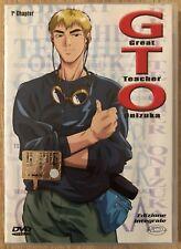 DVD ANIME - GTO Great Teacher Onizuka - Chapter 1
