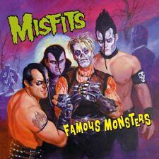 Misfits: Famous Monsters Reissued 180g Black Vinyl LP Record (PRE-ORDER)