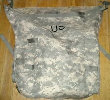 Military issue ACU bag, DCU protective suit (kit)