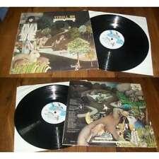 STEVE ASHLEY STROLL ON LP US GULL RECORDS 1975 FOLK FIRST PRESSING INSERT