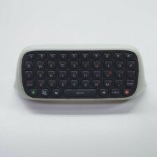 OEM MICROSOFT XBOX 360 CHATPAD (WHITE) KEYBOARD (LOOK DESCRIPTION) E1100
