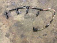 6.0L Left Glow Plug Wire Harness | Fits 04 05 06 07 Ford F250 F350 F450 F550