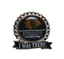 Chicago Blackhawks Hockey Lapel Pin 2016 NHL Stanley Cup Playoffs