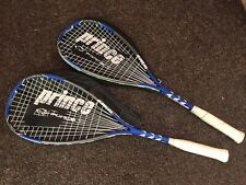 New listing 2 Prince F3 Agile Force 3 Squash Racquet w/covers 27�