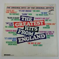 Record LP Vinyl The Greatest Hits From England Various Artists PA 61010 Gloria
