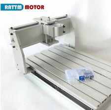 Desktop 3040Z-DQ CNC Router Engraver Engraving Milling Machine Frame Alloy Table
