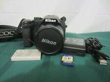 Nikon COOLPIX P100 10.3MP Digital Camera - Black - Excellent - READY TO GO .