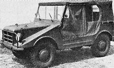 Bauplan Auto-Union Geländewagen Modellbauplan RC-Cars Fahrzeugmodell