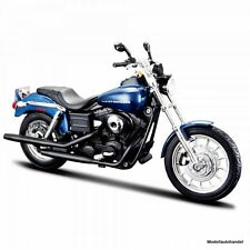 Harley Davidson Dyna Super Glide Sport 2004 - 1:12 MAISTO UVP 19,99€