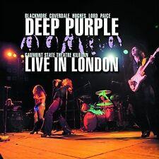 Deep Purple live In London 2 CDs 2007