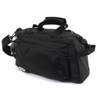 Azur Expandable Rack Top Bag Bicycle Pannier