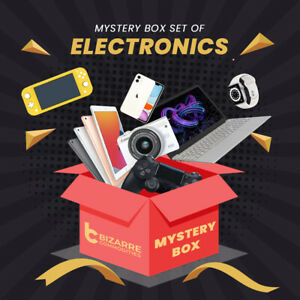 Mystery Box Set of Assorted Electronics Products Gift We pack them for you
