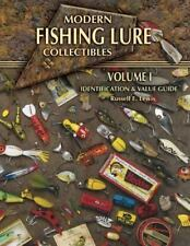 Modern Fishing Lure Collectibles, Vol. 1: Identification & Value Guide by Lew…