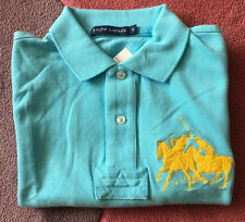 Original Ralph Lauren Damen Poloshirt Gr. S Neu