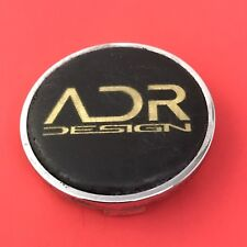 (1) ADR DESING WHEELS Chrome CENTER CAP COVER RIMS #: YQ-CAP4