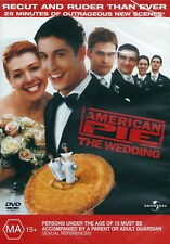 American Pie The Wedding - Comedy / Adventure - Jason Biggs - NEW DVD