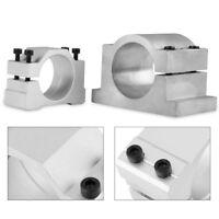 52mm/65mm Spindle Motor Mount Bracket Clamp For CNC Engraving Machine Grind RH