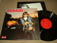 """@ RENAUD 33 TOURS LP 12"""" FRANCE MA GONZESSE"""