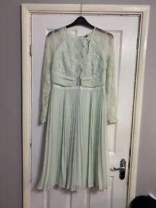 Asos Occassion Dress Size 16 Petite