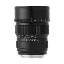 Mitakon Zhongyi Speedmaster 85mm f/1.2 Lens for Nikon Z6 Z7 Z5 Z50 mount camera
