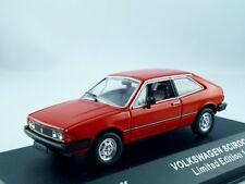 VW SCIROCCO I 1977-1981 rojo/Triple 9 Premium 1:43