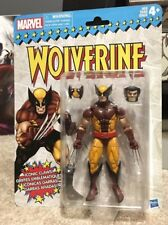 "NEW 2017 Marvel Legends Vintage Wave Retro 6"" Inch WOLVERINE FIGURE Mint!"