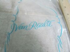 Vintage Womens Van Raalte Glove bag only to Store Your Collectable Gloves!