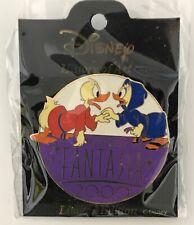 Disney Japan Pin History of Art Series Fantasia Donald & Daisy Free shipping
